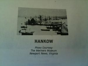 Steamship S.S. Hankow